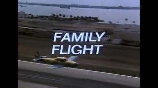 Family Flight 1972 TV Movie Rod Taylor Dina Merrill