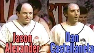 Jason Alexander  Dan Castellaneta Play ComedySportz