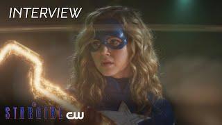 DCs Stargirl  Brec Bassinger Interview  The CW