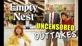 Empty Nest  Season 3 UNCENSORED Outtakes
