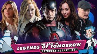 Legends Of Tomorrow  Galaxy Con Panel 2020