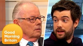 Jack Whitehall Has to Control His Father  Good Morning Britain