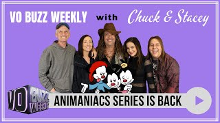 Animaniacs Cartoon Series Is Back  Watch Part 2 Official Interview