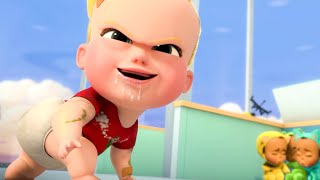 Crazy Cookie Baby Scene  THE BOSS BABY Back in Business 2018