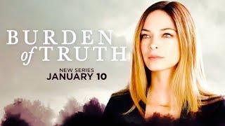Burden of Truth CBC Trailer HD   Kristin Kreuk New Drama Series 2018