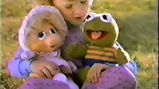 JIM HENSON Muppet Babies Toy Commercial 1980s MUPPETS