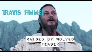 Travis Fimmel  Big bad Wolf  Raised by Wolves 2020 Teaser