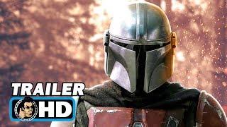 THE MANDALORIAN Behind The Scenes Trailer 2020 Disney Series  Star Wars