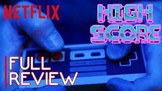 NETFLIX HIGH SCORE  Review  Netflix Documentary