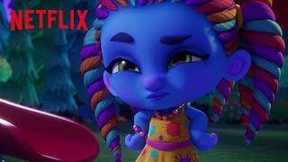 Super Monsters Play Hide and Seek  Super Monsters  Netflix Jr