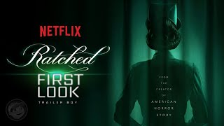 Ratched Netflix First Look 2020 Sarah Paulson Judy Davis Cynthia Nixon Hunter Parrish