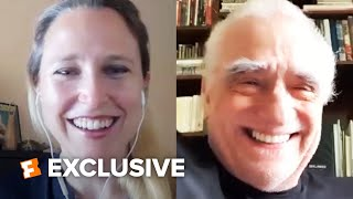 Martin Scorsese Interviews Josephine Decker About Shirley  Movieclips Trailers