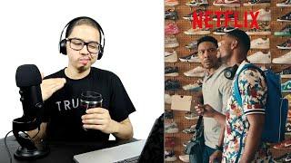 Netflix Sneakerheads Review  Reaction