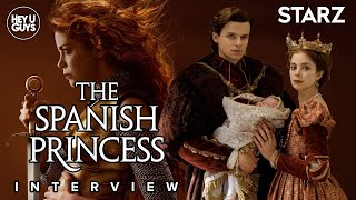 Ruairi OConnor on what the future holds in Season 2 of The Spanish Princess