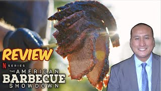 TV Review Netflix THE AMERICAN BARBECUE SHOWDOWN Competition Series