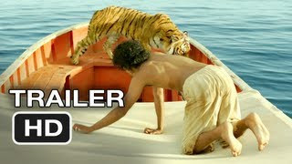 Life of Pi Official Trailer 1 2012 Ang Lee Movie HD