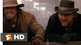 310 to Yuma 811 Movie CLIP  Not the Black Hat 2007 HD