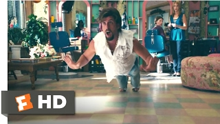 You Dont Mess With the Zohan 2008  Pushups Scene 710  Movieclips