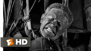The Longest Day 13 Movie CLIP  Parachuting Fiasco 1962 HD