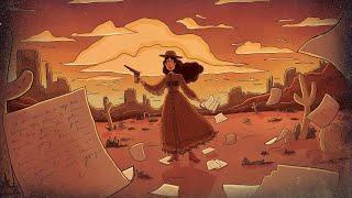 NO MANS LAND  Western TV Show Trailer  SVA Animation Thesis Film 2020