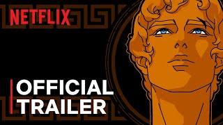 Blood of Zeus  Official Trailer  Netflix