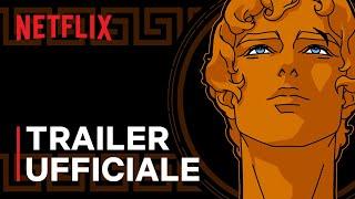 Blood of Zeus  Trailer ufficiale  Netflix