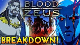 Blood of Zeus  Netflix Trailer Breakdown  Plot Theories The New Castlevania