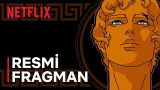 Blood of Zeus  Resmi Fragman  Netflix