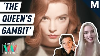 Anya TaylorJoy on Being a Female Chess Master in The Queens Gambit  Mashable