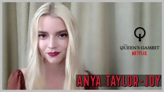 Anya TaylorJoy Talks About The Queens Gambit  TV Insider