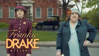 Frankie Drake Episode 1 The Old Switcheroo Preview  Frankie Drake Mysteries Season 2