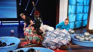 World of Dance Cast Stuffs Their Dance Pants