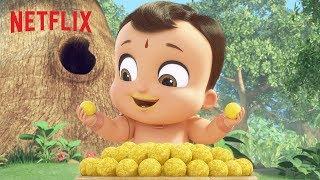 Chasing Snacks   Mighty Little Bheem  Netflix Jr