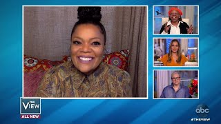 Yvette Nicole Brown on Dating and What She Realized While Hosting The Big Fib   The View