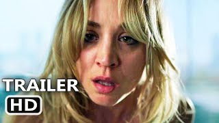 THE FLIGHT ATTENDANT Official Trailer 2020 Kaley Cuoco Drama Series HD