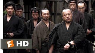 13 Assassins 211 Movie CLIP  Akashi Henchmen 2010 HD