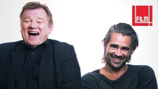 Colin Farrell  Brendan Gleeson on In Bruges  Film4 Interview Special