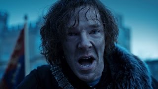 Richard III Benedict Cumberbatch dreams of the throne  The Hollow Crown Episode 2  BBC Two