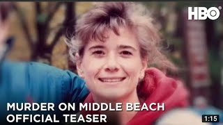 Murder On Middle Beach Official Teaser  HBO  Murder On Middle Beach Teaser  hbo