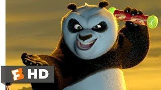 Kung Fu Panda 2008  Fight for the Dragon Scroll Scene 910  Movieclips