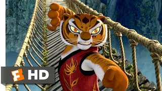Kung Fu Panda 2008  Our Battle Will Be Legendary Scene 710  Movieclips