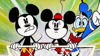 THE WONDERFUL WORLD OF MICKEY MOUSE Trailer 2020 Disney