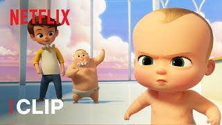 No More Boss Baby  The Boss Baby Back in Business  Netflix Futures