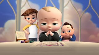 The Boss Baby Back in Business Season 4  Trailer Official  Netflix