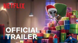 Alien Xmas  Official Trailer  Netflix Futures