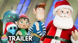 ALIEN XMAS 2020 Trailer  Intergalatic Holiday Movie