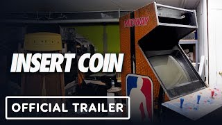 Insert Coin  Official Trailer Midway Games Documentary
