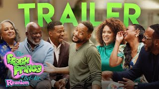 THE FRESH PRINCE OF BEL AIR Reunion Special Trailer HD WIll Smith