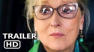 LET THEM ALL TALK Trailer 2020 Meryl Streep Gemma Chan Drama Movie