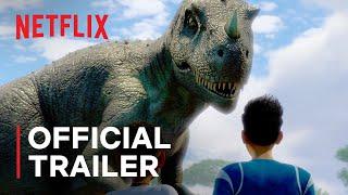 Jurassic World Camp Cretaceous Season 2  Official Trailer  Netflix